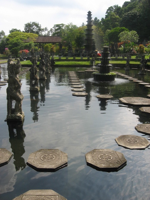 WaterPalaceBali